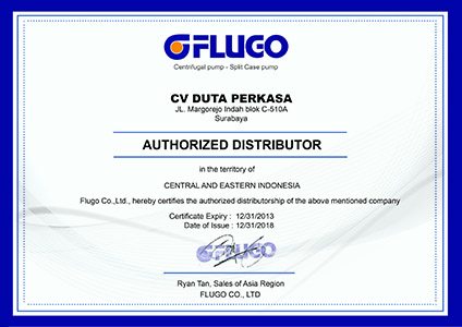 Flugo Authorized Distributor