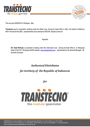 Transtecno Authorized Distributor 02