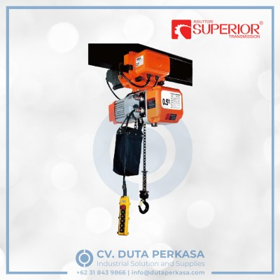 superior-electric-chain-hoist-type-shh-am-duta-perkasa