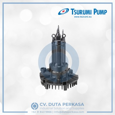 Tsurumi Submersible Self Arpiration Aerator Type TRN Series - Duta Perkasa